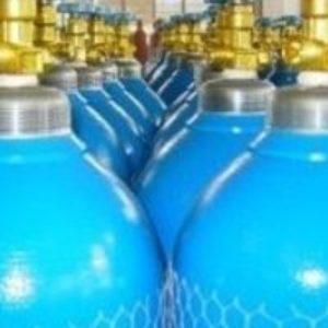 Газ кислород (О2) в баллонах ГОСТ 5583-78