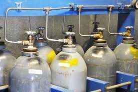 Газ аргон (Ar2) в баллонах. ГОСТ 10157-79