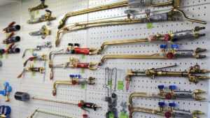оборудование газосварочное